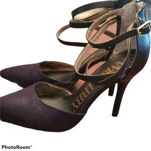 Sam & Libby Classic Black Heels